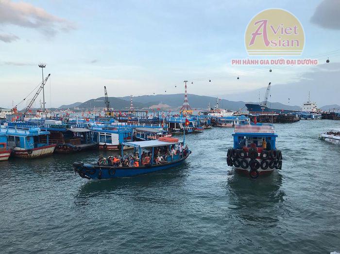 Cang Cau Da Nha Trang