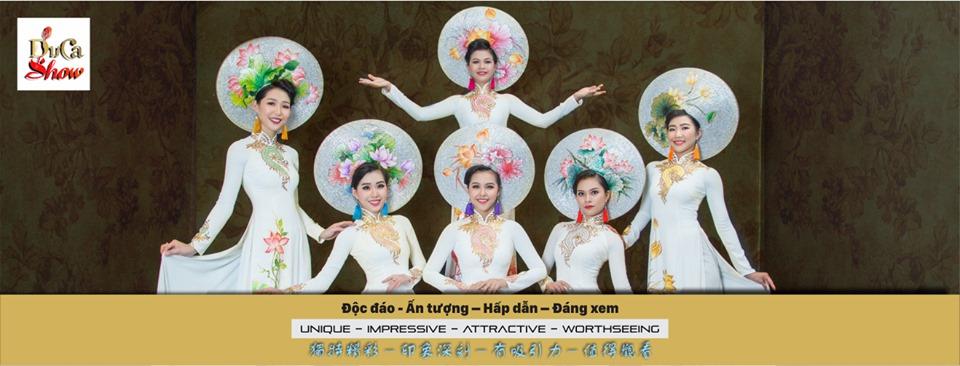 Ducashow sắp công diễn tại Nha Trang 8 tháng 6 năm 2019